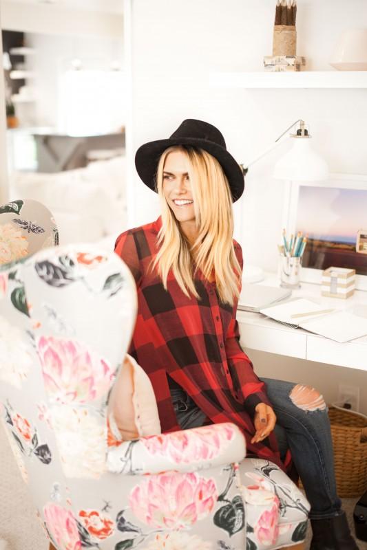 Lauren Scruggs Home