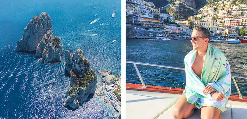 City Guide - Gray Malin's Capri Travel Guide