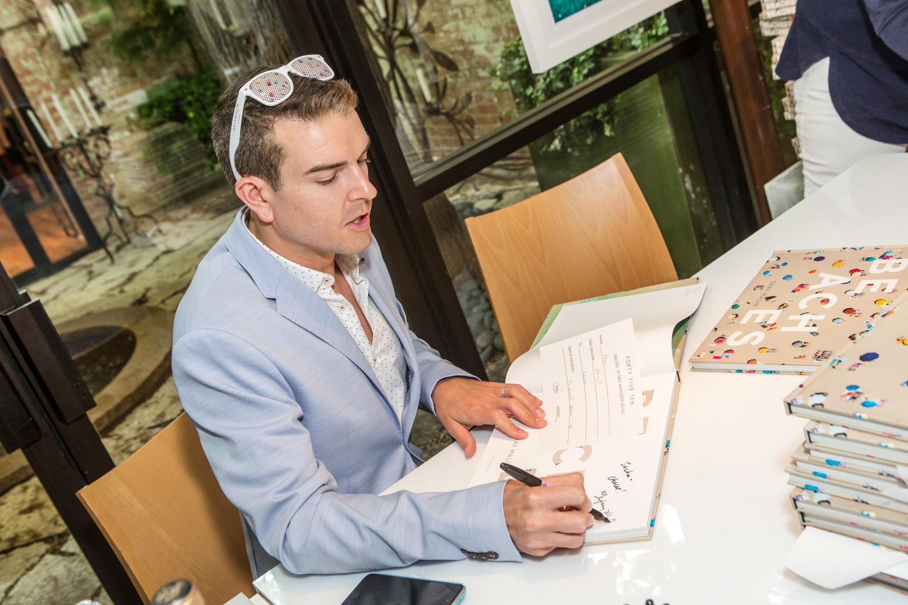 Gray Malin Book Signing in Dallas