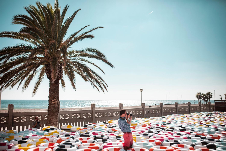 Gray Malin Travel Guide Barcelona
