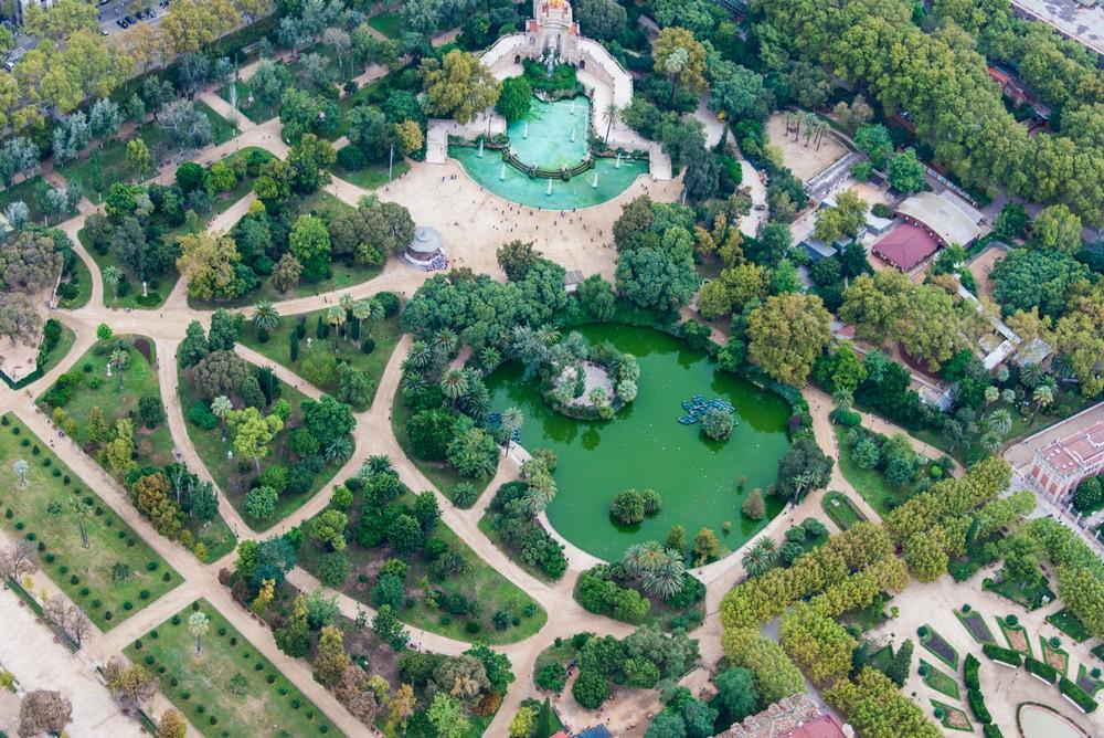 Gray's Barcelona Travel Guide Parc de la Ciutadella