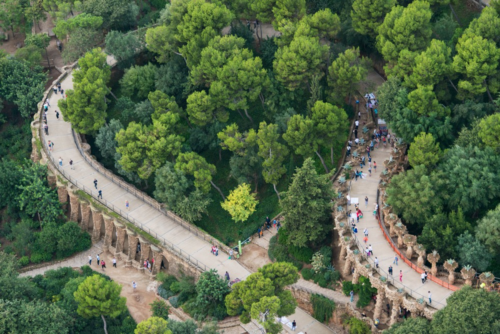 Gray Malin's Barcelona Travel Guide