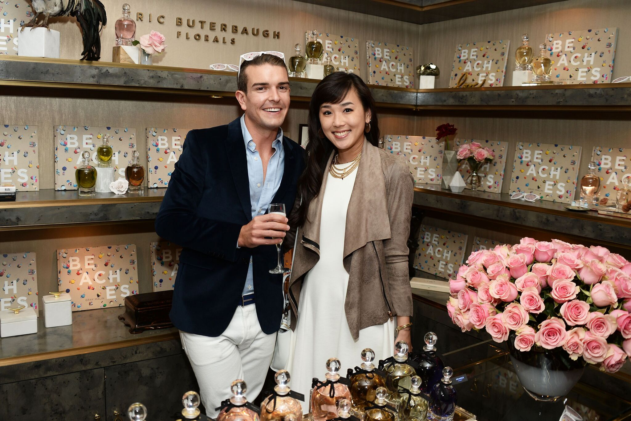 Gray Malin's BEACHES Book Launch Party at Eric Buterbaugh Florals