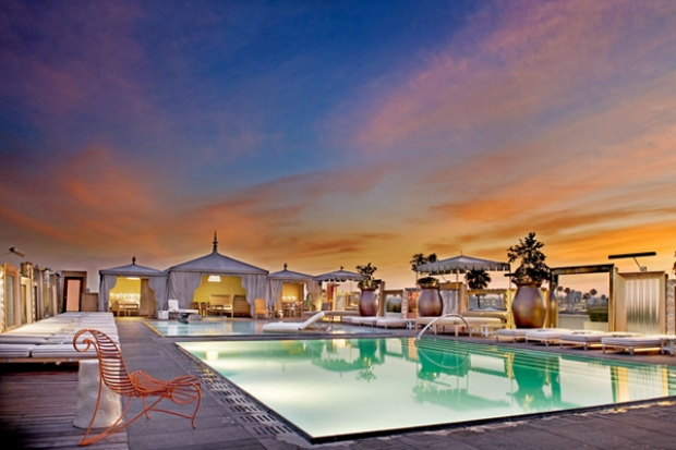 Get the scoop on the best pools in L.A. from Gray Malin