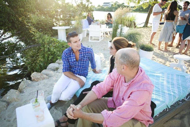 Chatting with Alex Postman of CondeNast Traveler