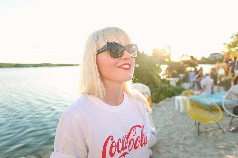 Fiona Byrne at Surf Lodge