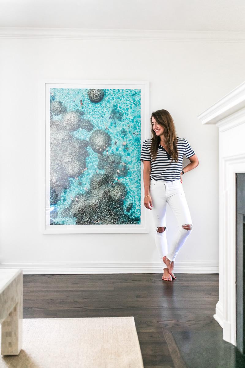Bora Bora Photography - Home Decor with Amy Havins