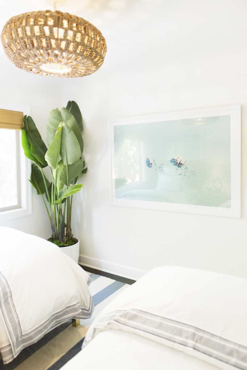 Guest Room Makeover with Serena & Lily and Gray Malin