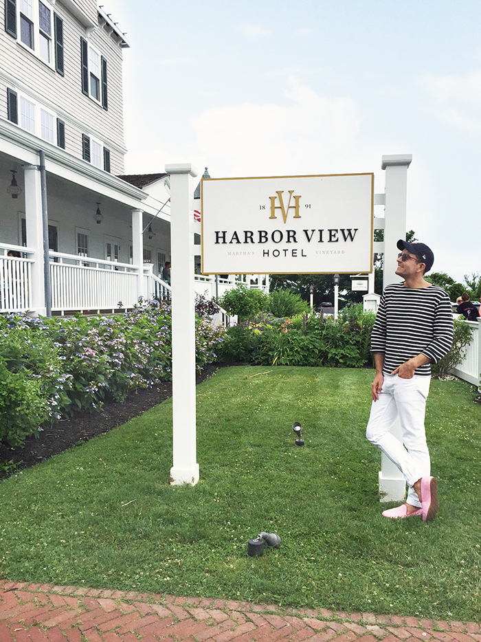 Martha's Vineyard Travel Guide by Gray Malin - Where to Stay