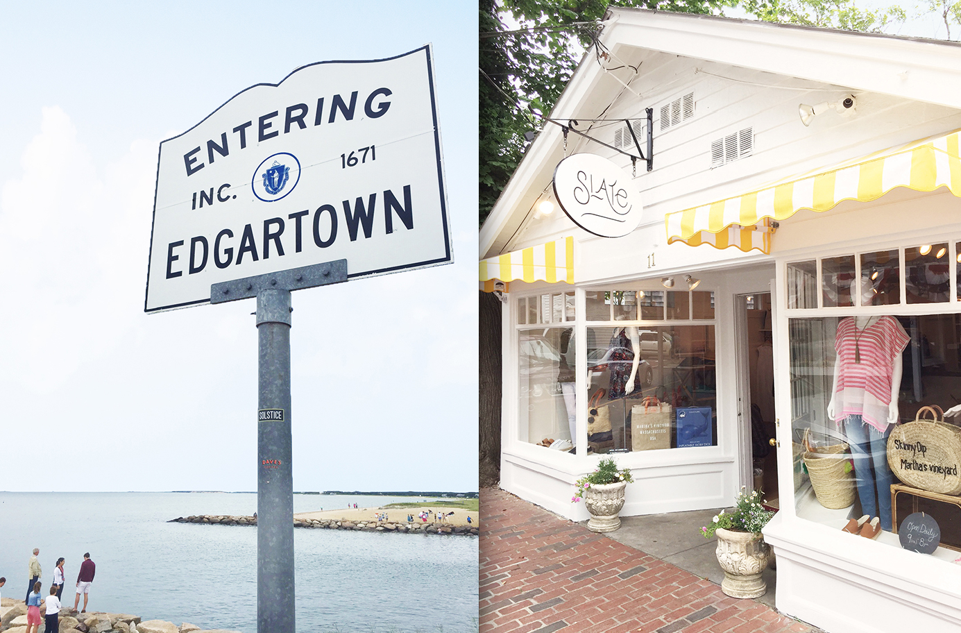 Martha's Vineyard Travel Guide by Gray Malin - Where to Shop