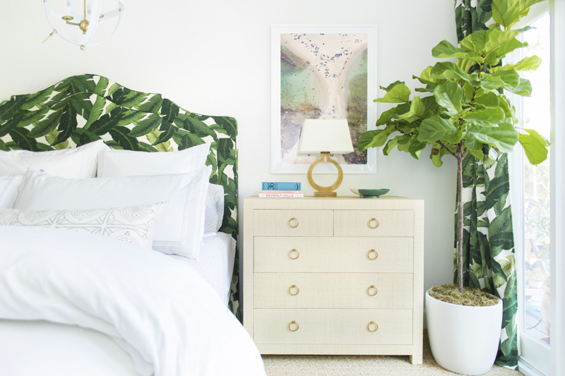 Gray Malin Bedroom Redesign - After
