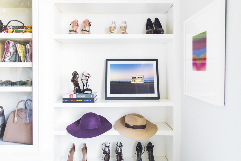 New Prada Marfa 'Sunrise' in the closet of Sophie Elkus