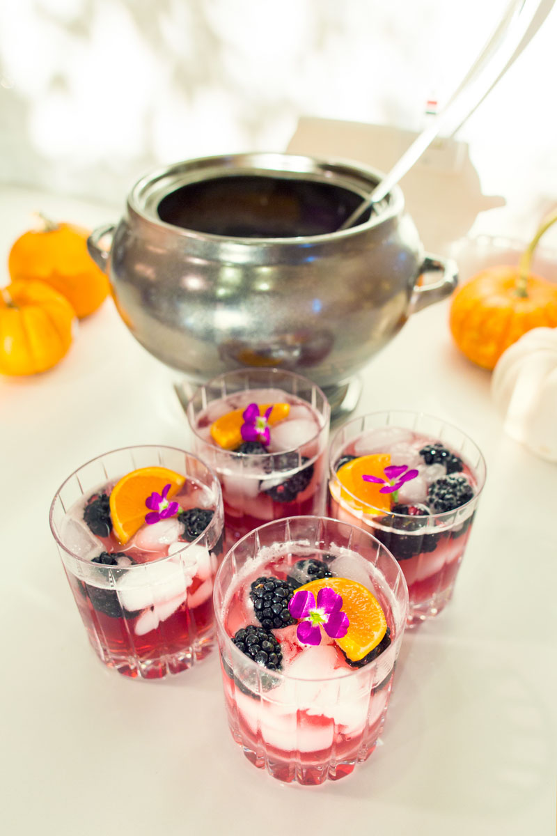 Gray's How To on the Perfect Halloween Party - The Cocktail Recipe!
