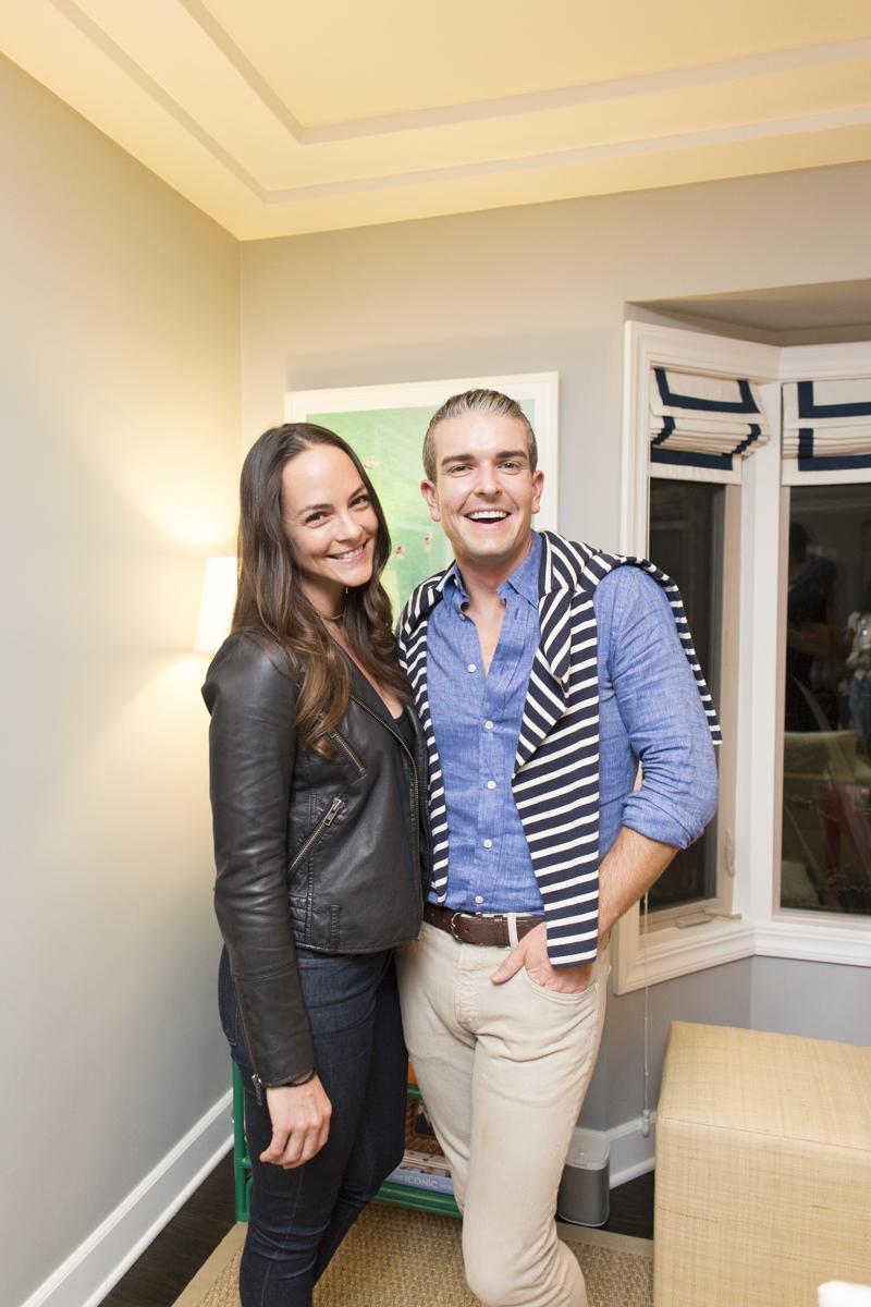 Gray Malin Celebrates Gray Malin Home Collection in his Home in LA
