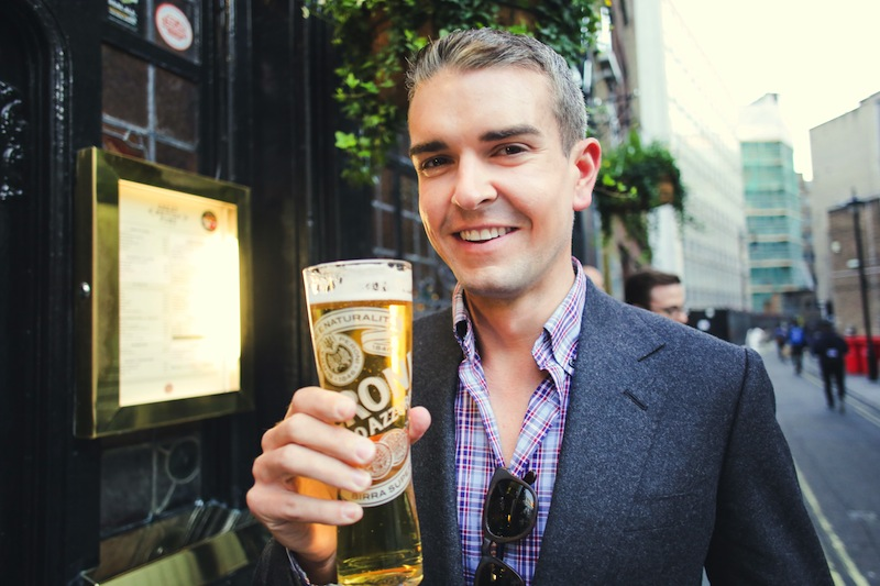 Gray's London City Guide - Where to Pub!