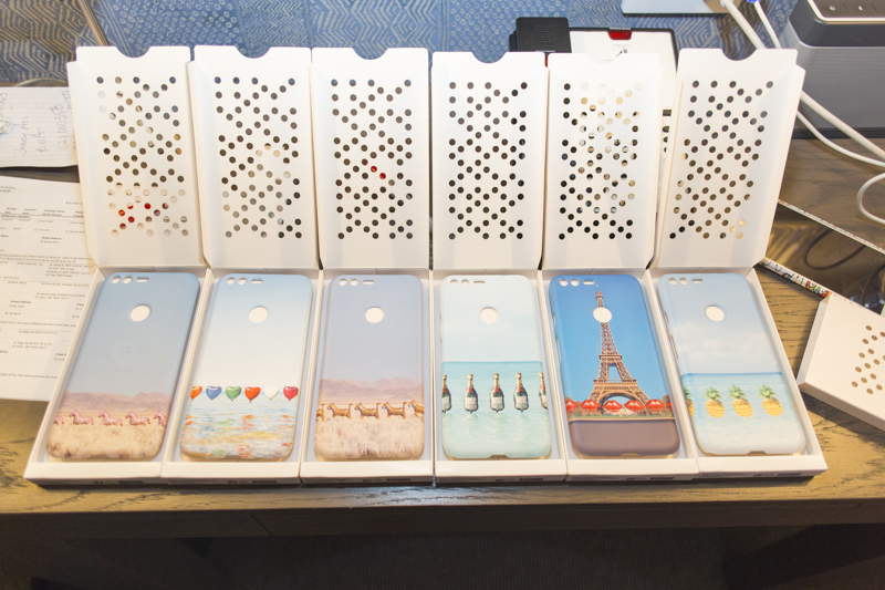 Gray Malin's Google My Live Case Collection
