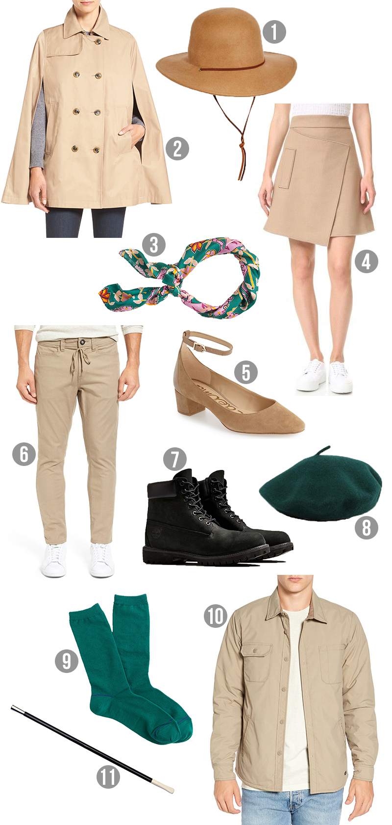 Troop Beverly Hills costume - inspired by Gray Malin's favorite movies