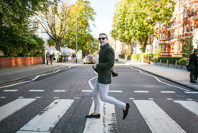 Gray Malin's Tips on How to Fall in Love with London