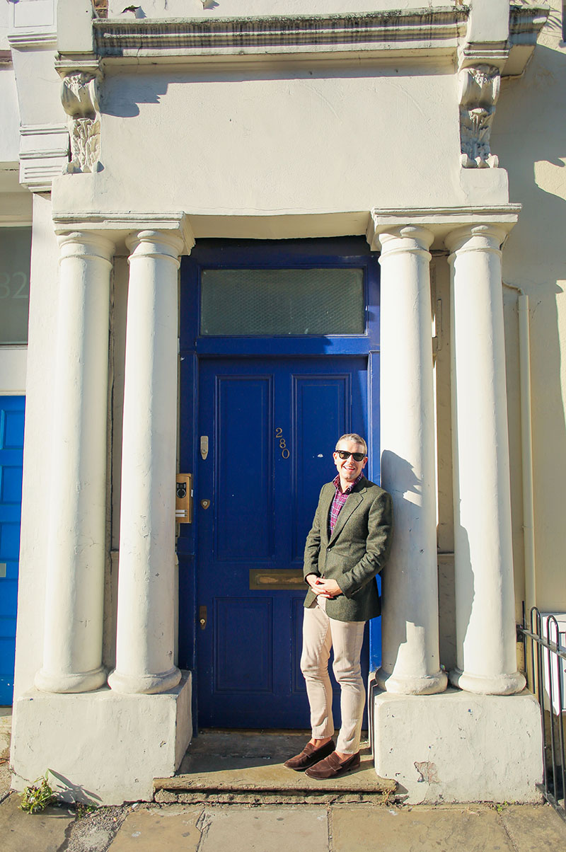 Gray's London City Guide - Notting Hill the place & the Movie