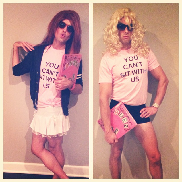 Costumes inspired by Gray Malin's favorite movies - Mean Girls