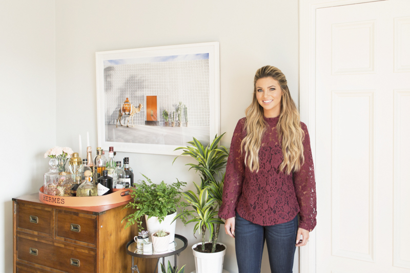 Home of Interior Designer Amber Lancaster - Styled with Gray Malin's Porter II