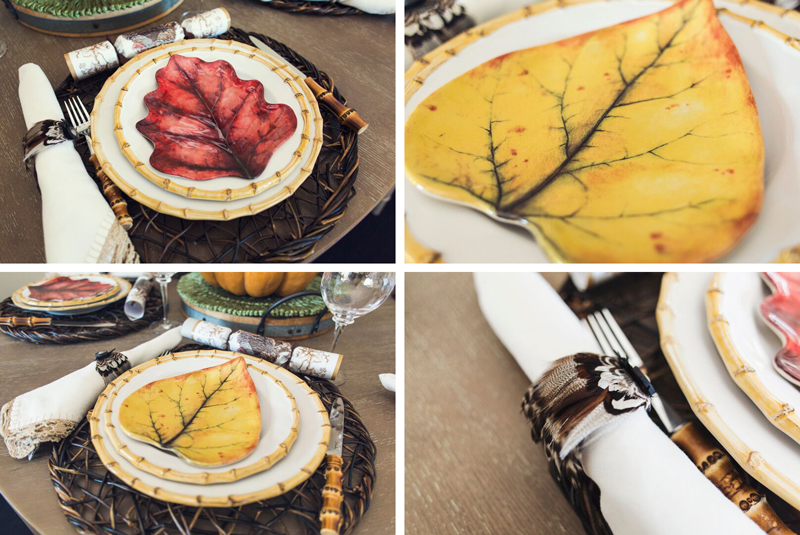 Thanksgiving Table Setting Tips - It's all about the tableware from Juliska