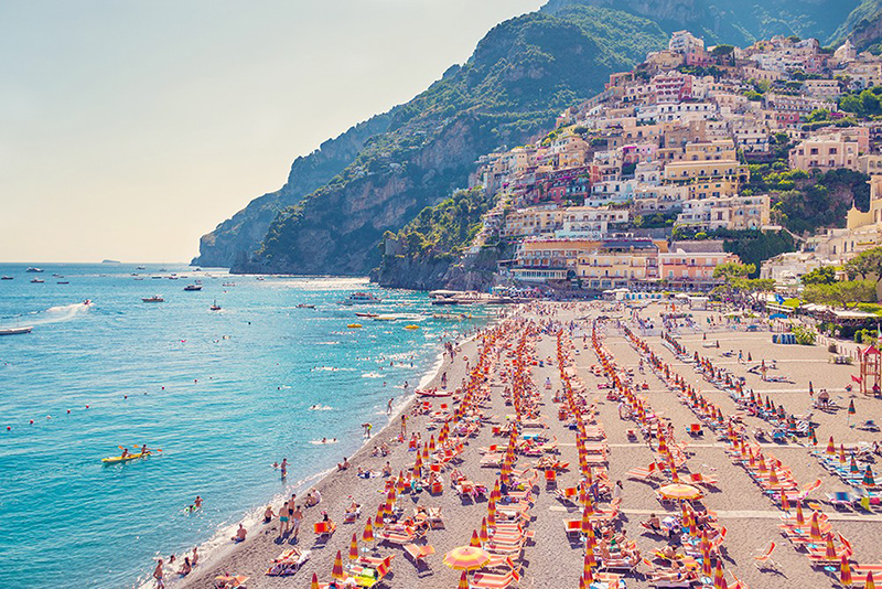 The best GM prints for anyone in your life - Positano Beach