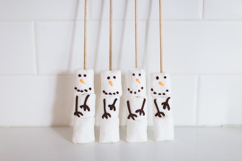 Holiday spiked hot chocolate recipe, via Gray Malin