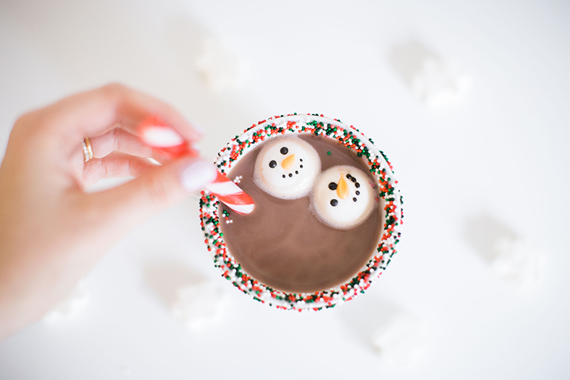 Gray Malin's Beach Sprinkles Spiked Hot Chocolate recipe