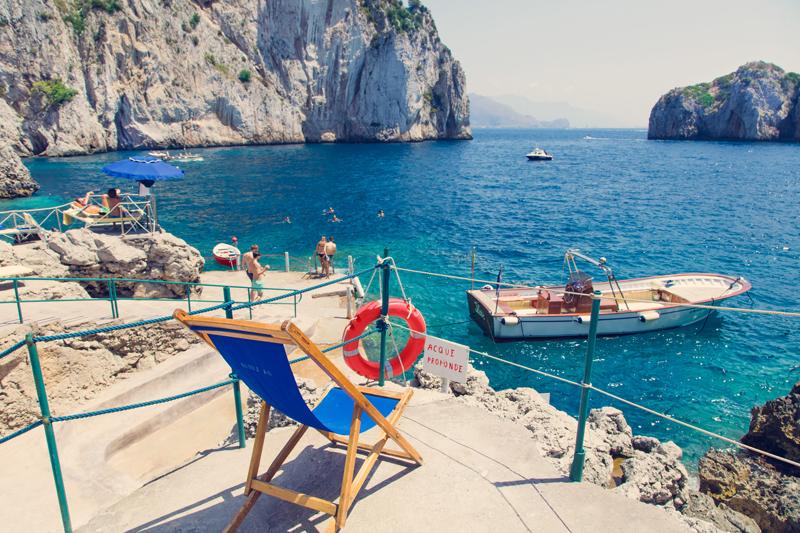 The-Lounger,-Capri-da-Luigi