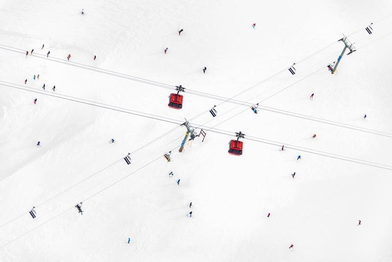 Peak to Peak Gondolas | 10 GM Prints that will get you in the holiday spirit