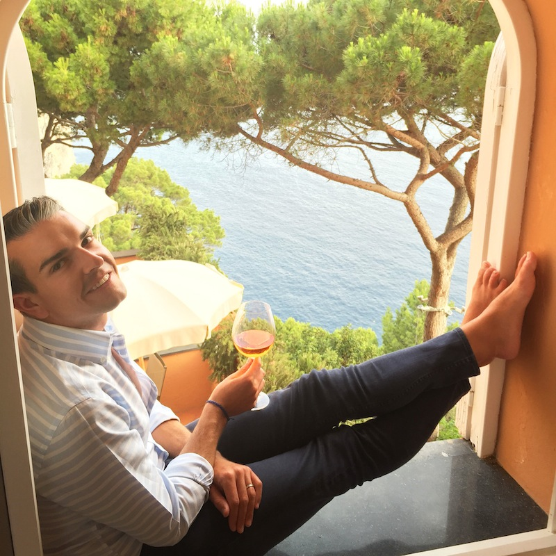 Gray Malin Travel Journal - Capri