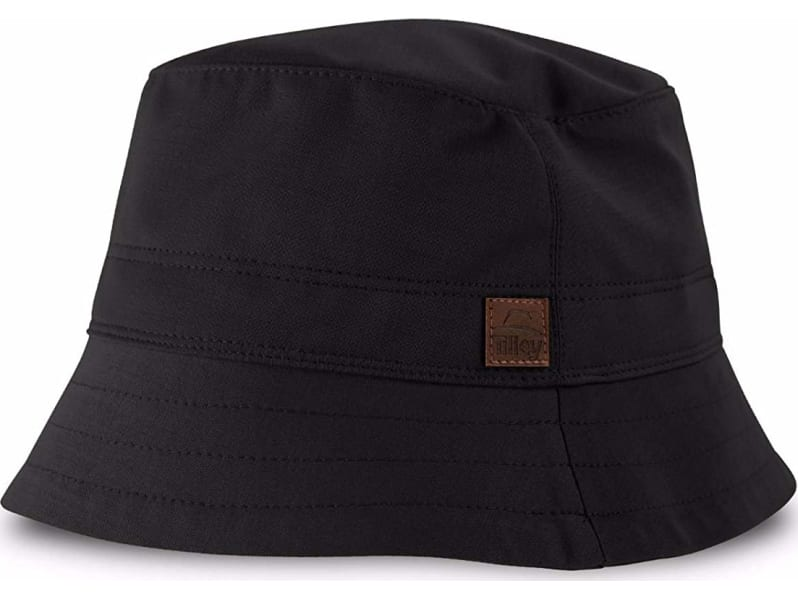 a41f59f1389 Tilley TSSB1 London Bucket Hat - Black X Large