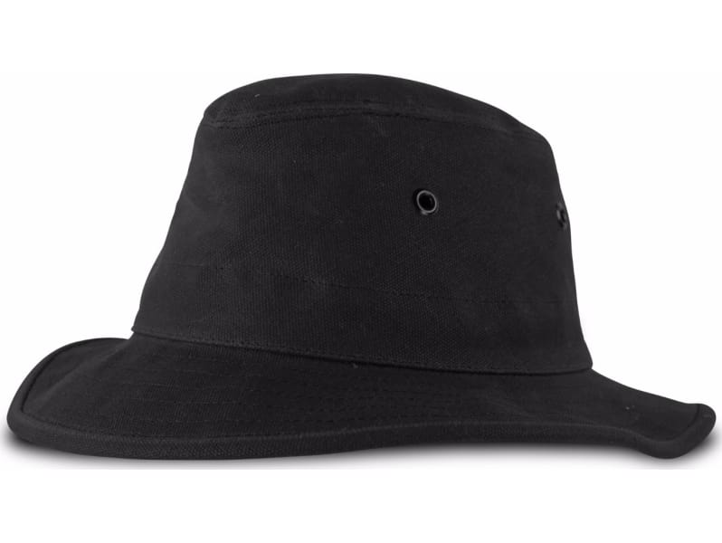 d36c6bbc Tilley TWC09 Dakota Hat - Black Size 7 5/8