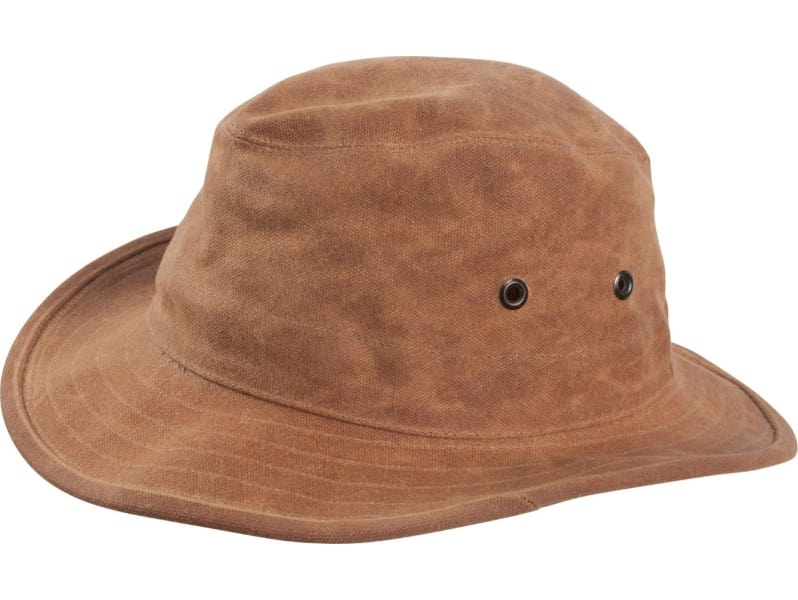 9c568156f8ac4 Tilley TWC09 Dakota Hat - Field Brown Size 7 1 8