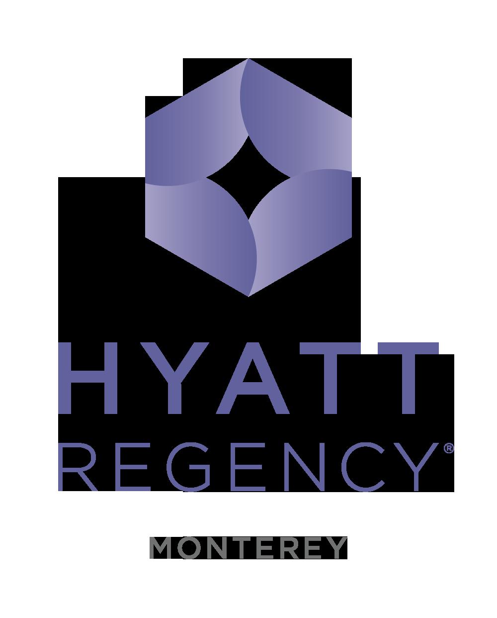 Hyatt Regency Monterey Hotel and Spa on Del Monte Golf Course logo