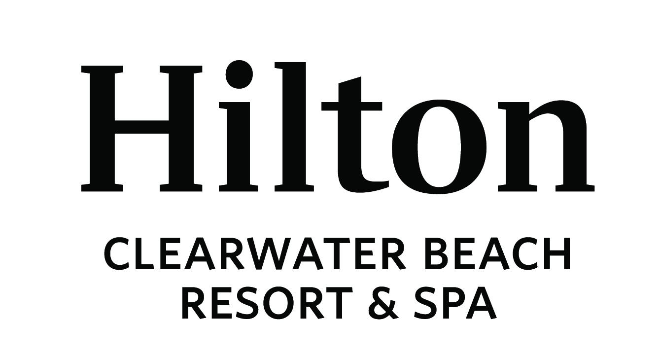 Hilton Clearwater Beach Resort & Spa logo