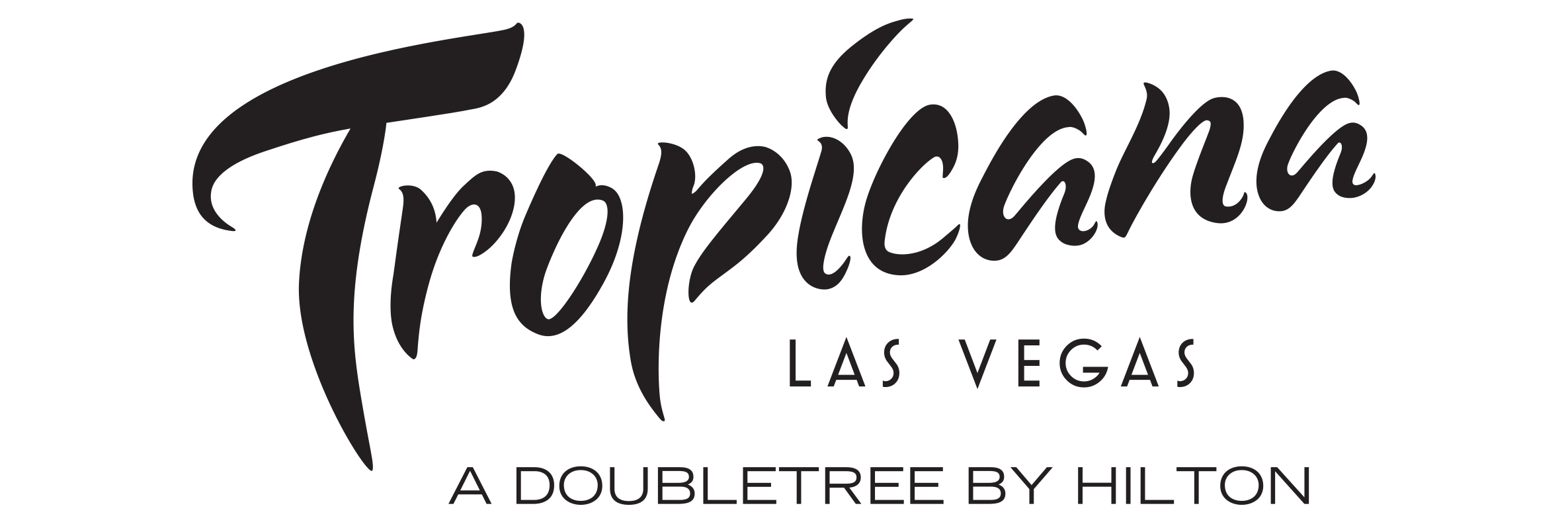 Tropicana Las Vegas - A Doubletree by Hilton logo