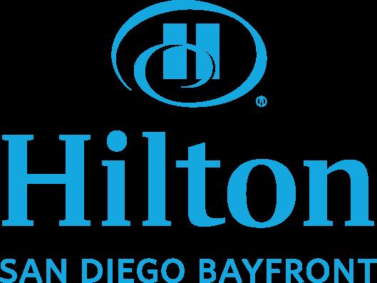 Hilton San Diego Bayfront logo