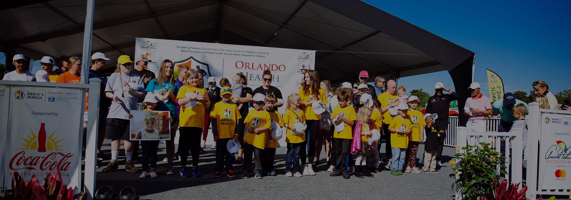 2019 Arnies March Against Children's Cancer - Team Caleb