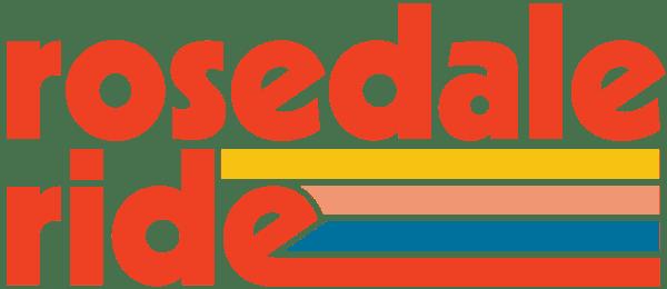 Rosedale Ride Racing Stripes