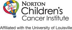 Glow Gold with Norton Children's Cancer Institute