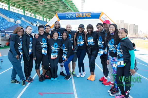 2018 Colon Cancer Challenge