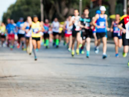 Many Runners vs Cancer