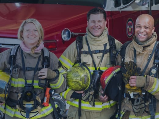 Many Firefighters vs Cancer