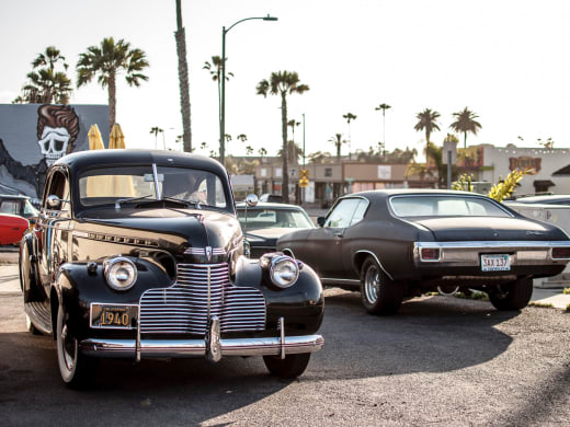 Many Classic Car Lovers vs Cancer