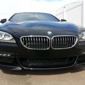 BMW 640i Gran Sport Coupe 2016