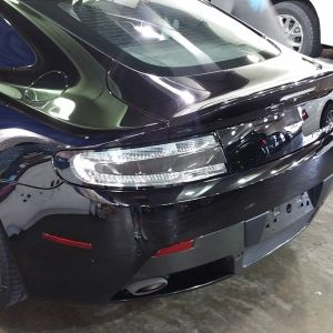 Aston Martin V12 Vantage 2016