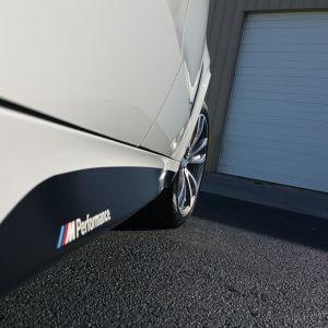 BMW X5M White 2015
