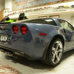 Chevrolet Corvette Grand Sport 2013